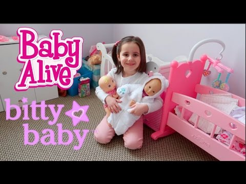 BABY DOLL NURSERY TOUR!