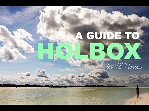 How to Explore Holbox Island, Mexico in 48 Hours // GoPro Video