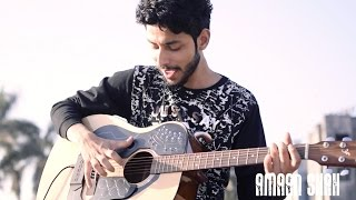 Musafir Atif Aslam Song With New ELECTRO Heartbeats On Guitar Cover by Amaan Shah   Sweetie Weds NRI