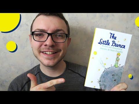 The Little Prince by Antoine de Saint-Exupéry Book Review