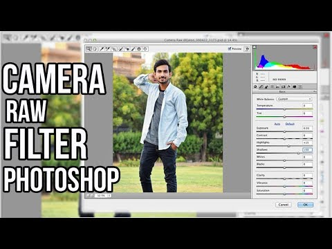 How to Download & Install Camera Raw 9.12 Latest Version In Photoshop cs 6 & cc