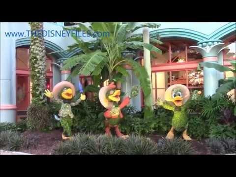 Walt Disney World Resorts Coronado Springs