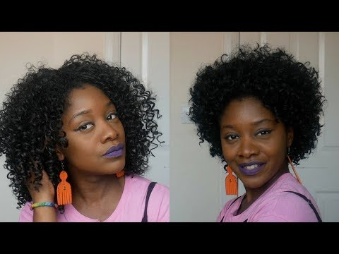 Affordable/Cheap Afro Kinky Wigs (Amazon)