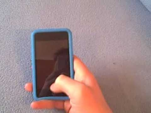 how to fix a ipod touch/ iphone that will not turn on