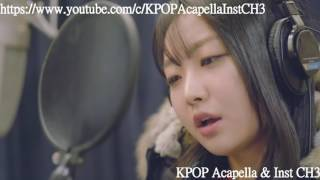 Acapella Chanyeol X Punch X  Stay With Me  Ost Part 1