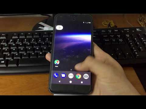 Bypass google account Google Pixel XL Android 7.1.2