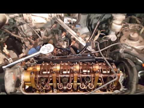 98 Honda Odyssey motor mount change part 1