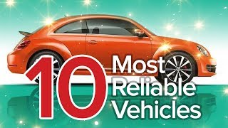 Top 10 Most Reliable Vehicles: The Short List