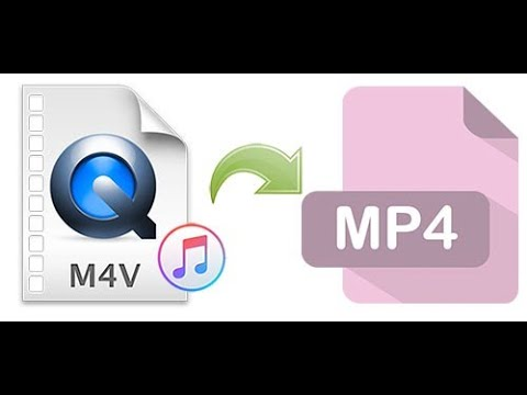 How to Convert iTunes M4V to MP4 for Free