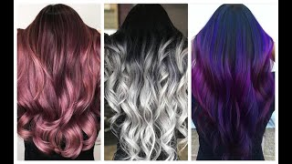 NUEVAS TENDENCIAS de Color 2019 | CABELLO | TOP Hair Color Tutorials Compilation 2019