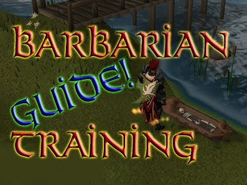 Completionist Quickies - Complete Guide To Barbarian Training!