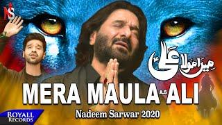 Mera Maula Ali | Nadeem Sarwar | 2020 | 1442