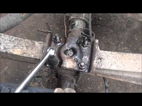 Ford super duty shocks and springs replacement