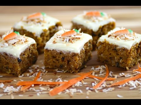 How To Make The Best Ever Carrot Cake - Love At First Bite - Ep 45