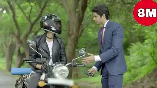 Bullet wali Ladki se pyaar part-1   Cute love story   8millioncreation