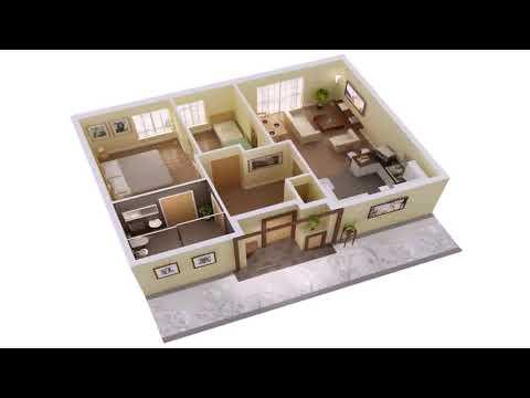 Simple 3 Bedroom House Plan
