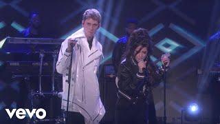Machine Gun Kelly, Camila Cabello - Bad Things (Live On The Ellen DeGeneres Show/2017)
