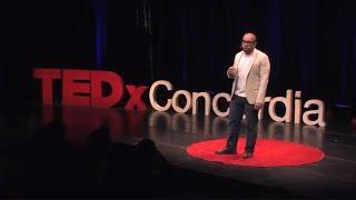 The Philosophy of Time Management   Brad Aeon   TEDxConcordia