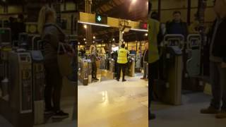 Southern Rail staff assaults member of public