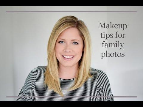 Makeup for Family Photos