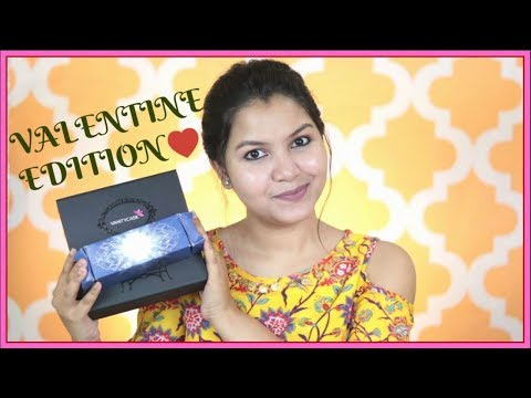 Vanity Cask february valentine Edition| Free Thalgo products worth Rs 3910