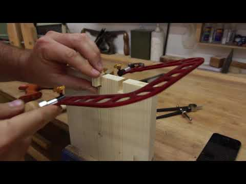Making a Dovetail Joint