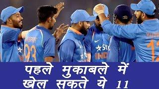 India Vs England 1st T20: Predicted XI for Virat Kohli