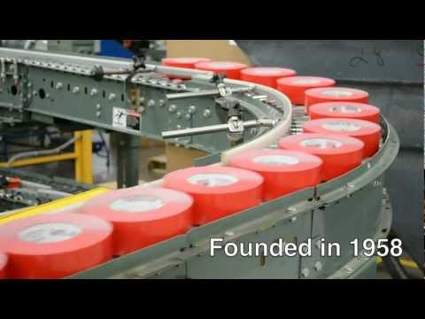 Berry Plastics Corporation Industrial Tapes Product Line