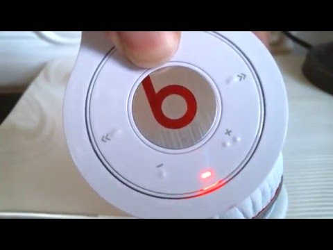 How to pair Beats Wireless Headset with Ipod