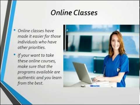 Free online CNA classes | CNA online courses
