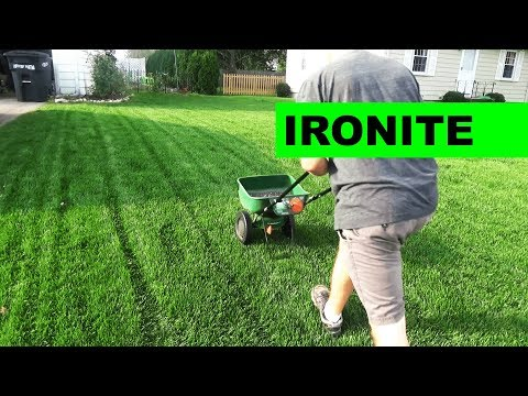 Trying Ironite for the First Time
