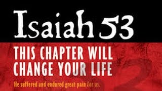 Isaiah 53: Jesus in the Old Testament 1