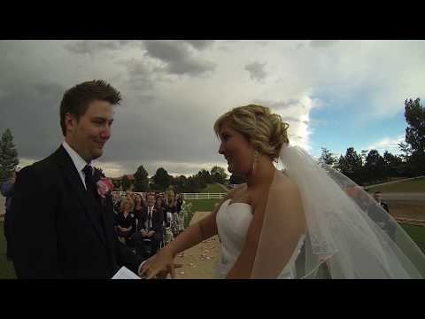Angel & Seth Storey - Wedding August 31, 2014 GoPro Capture
