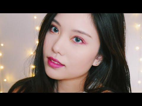 Hyuna Lip & Hip Makeup
