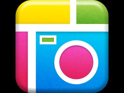 AppSnacks: Creating photo collages using PicCollage