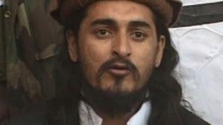 Taliban leader hit by drone strike