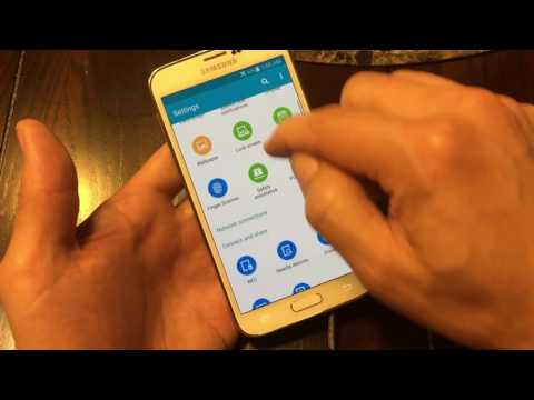 Galaxy S5: How to Setup Lock Screen Timeout & ScreenTimeout