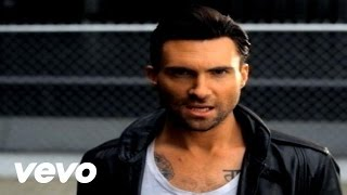 Maroon 5 - Misery (UK Version) (Official Music Video)