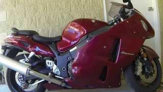 Synchronizing Throttle Bodies on 2006 Gen 1 Suzuki Hayabusa | Music