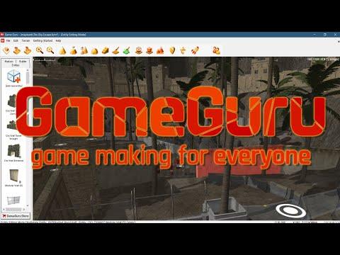 GameGuru -- The Easiest 3D Game Engine?