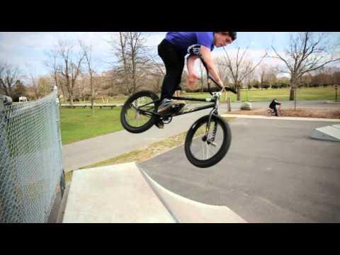 Derrick Gabbert BMX
