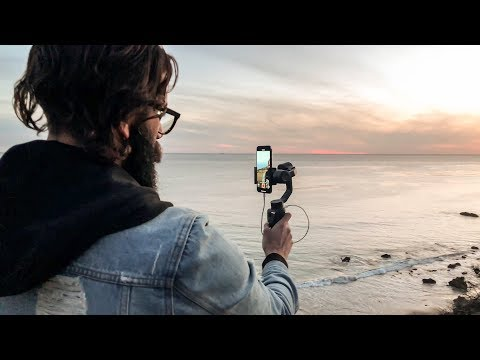 DJI Osmo Mobile 2 Charging While Filming - Good for Instagram, Facebook & Snapchat