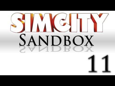 SimCity Sandbox Mode [Part 11]