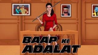 Anushka Sharma vs KRK - Aap Ki Adalat Spoof || Shudh Desi Endings
