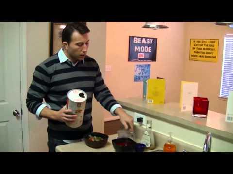 HASfit Tuna Patties - Healthy Tuna Recipe - Easy Tuna Fish Recipes - Canned Tuna Recipes - Patty