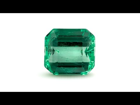 GUAVANI3738EM Jyotish Colombian Emeralds