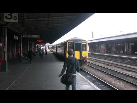 Trains Around Nottingham   29th July 2012