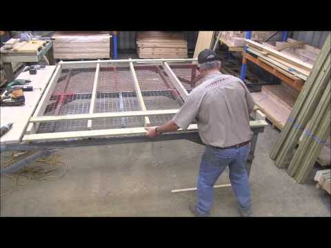 How to Build a Cubby House Floor Part 2