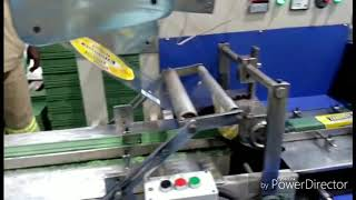 Soap packing machine (LG.machinery product) Lalmani yadav