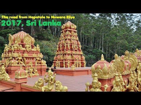 MyWay. Sri Lanka. 2017. 04c. Haputale - Nuwara Eliya